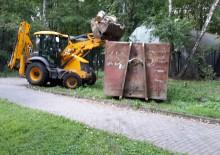 Вывоз мусора контейнером - 2