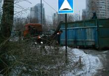 Вывоз мусора контейнером - 5