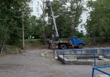 Удаление деревьев - 1